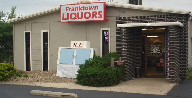 Neighborhood Liquor Store in Franktown, CO